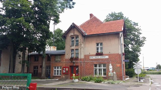 Nowy Dwór Gdański, Żuławy Wiślane