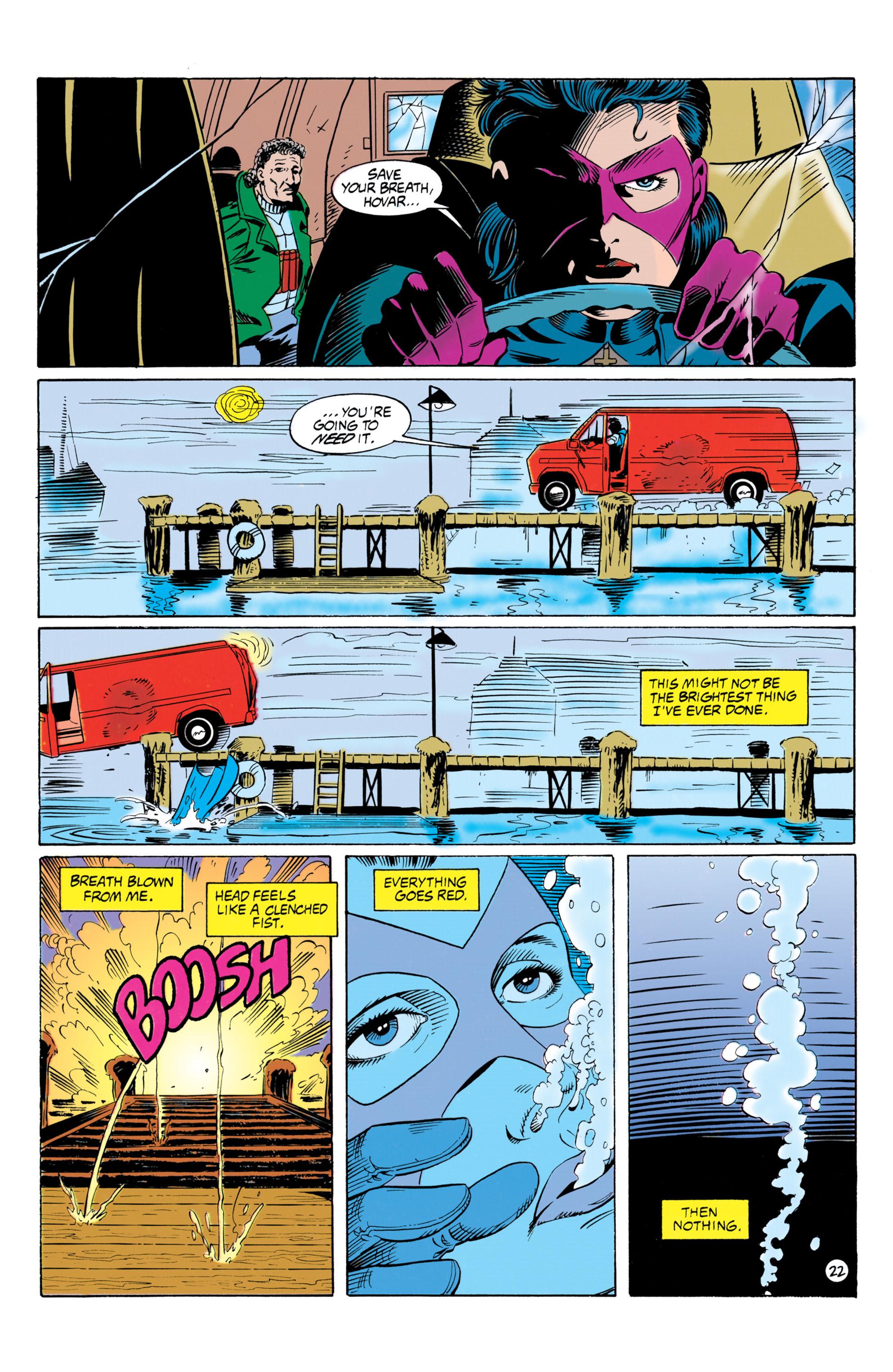Detective Comics (1937) 653 Page 22