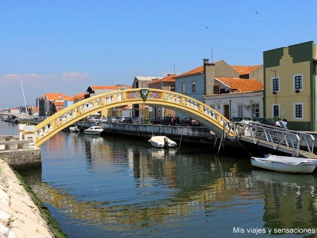 Puente dos Carcavelos, Aveiro