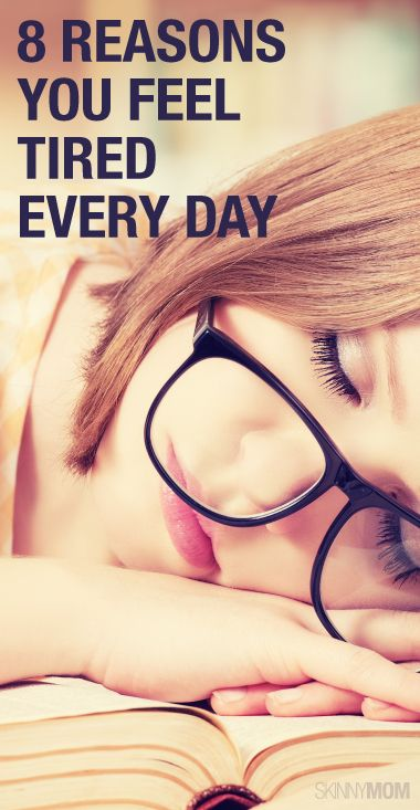 8 Reasons You Feel Tired Every Day (And How to Fix It)