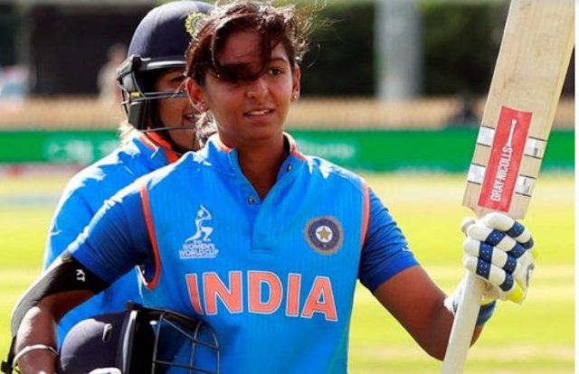 women's cricket harmanpreet's ankle injury out of ODI series against England SANATANEWS
