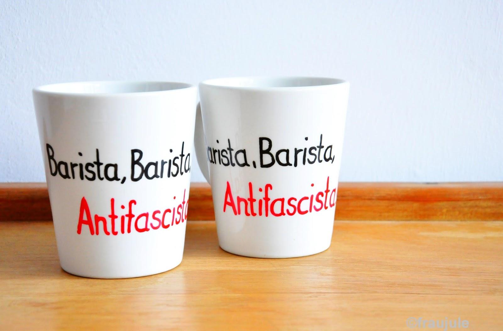 Diy Or Die Barista Barista Antifascista