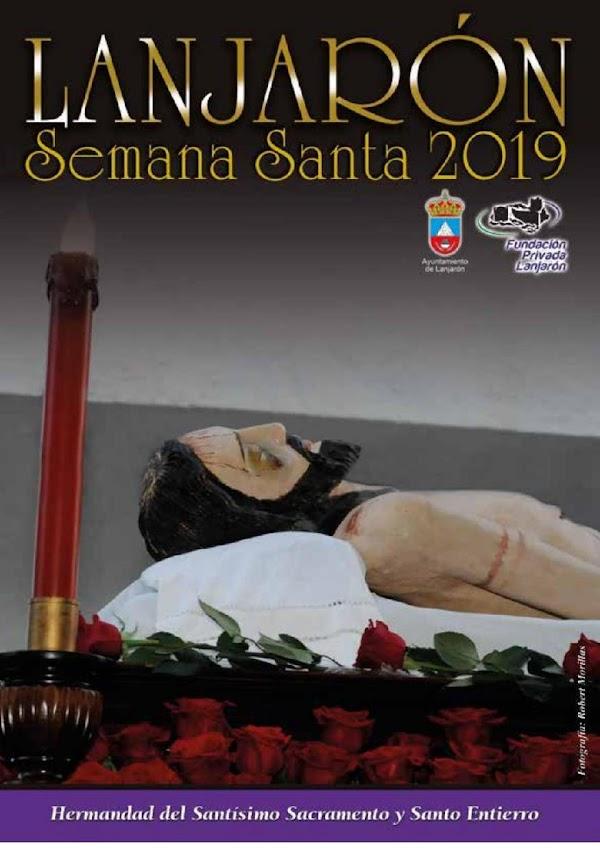 Programa, Horarios e Itinerarios Semana Santa Lanjarón (Granada) 2019
