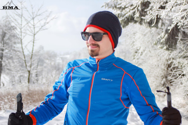 Podium XC Warm Jacket von Craft sports Langlauf Jacke Langlauf Ausrüstung Outdoor blog Best Mountain Artists BMA