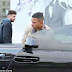 MANCHESTER UNITED STAR MEMPHIS DEPAY PICTURED WITH HIS £250K ROLLS ROYCE (PHOTOS)