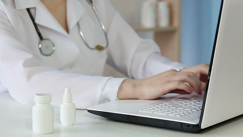 Repeat Prescription Online Service