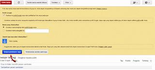 Langkah Kelima Membuat Google Grup