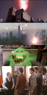 Ghostbusters 1984 screenshots ghosts escape firehouse