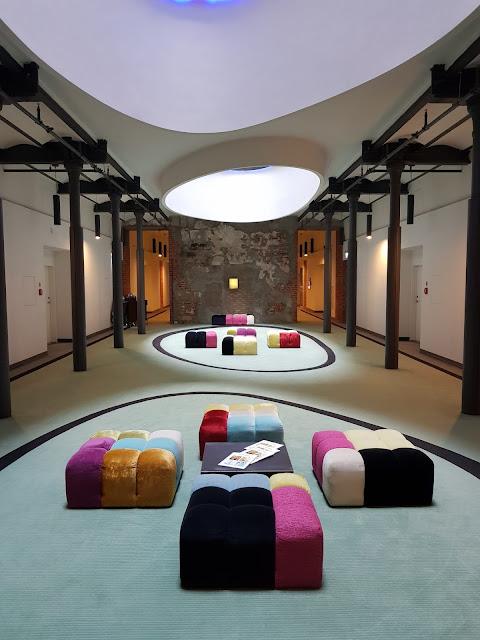 Hotel Vienna House Andel's Lodz-Interni