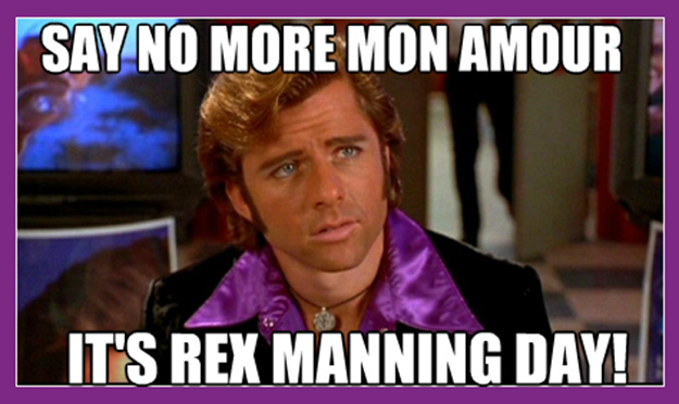 rex manning day - photo #17