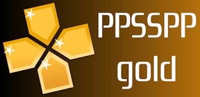 Emulator PPSSPP GOLD Apk