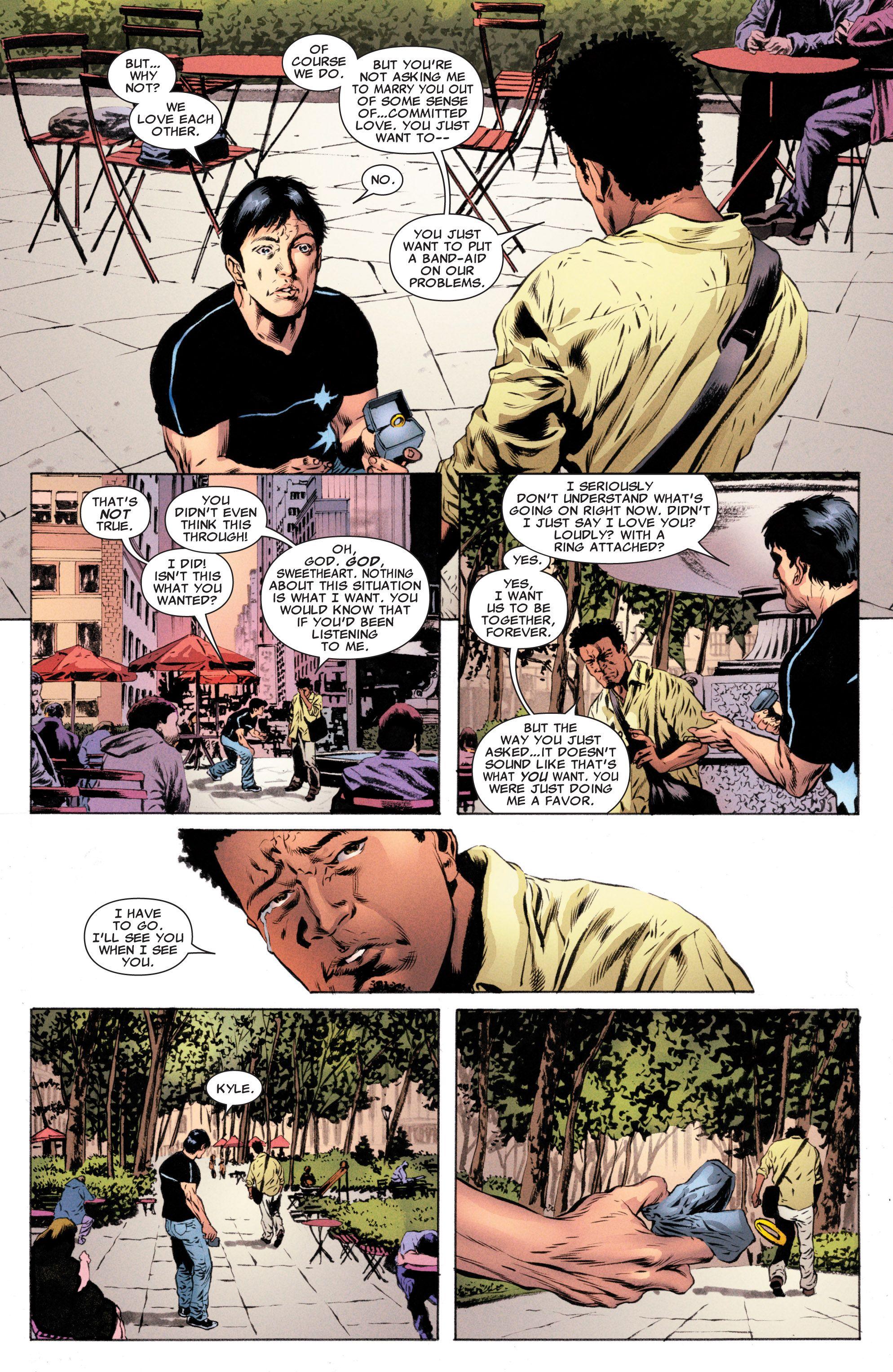 Read online Astonishing X-Men (2004) comic -  Issue #50 - 12