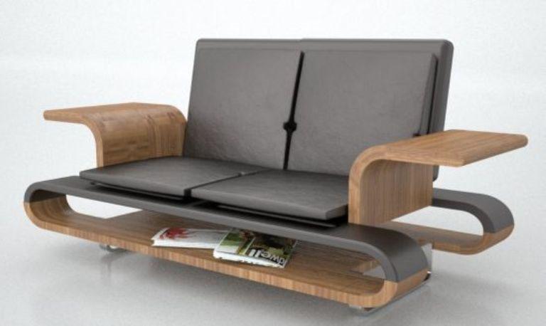 Furniture Sofa Ruang Tamu Minimalis Murah Desain Gambar