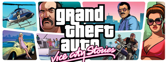 Grand Theft Auto Vice City Stories Game PPSSPP Android