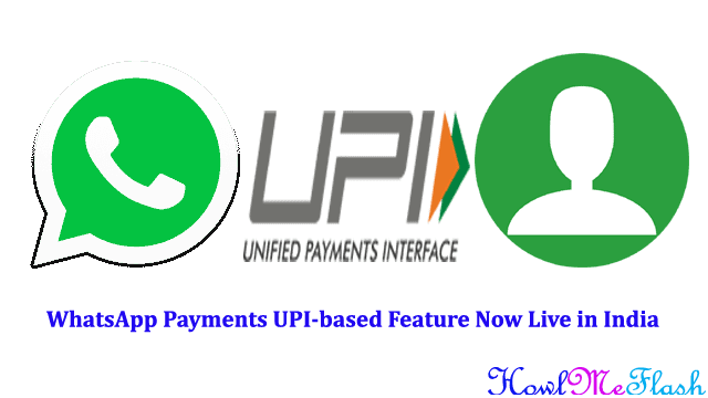 Send and Received Payment Using WhatsApp