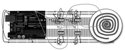 alat hipnotis dengan arduino