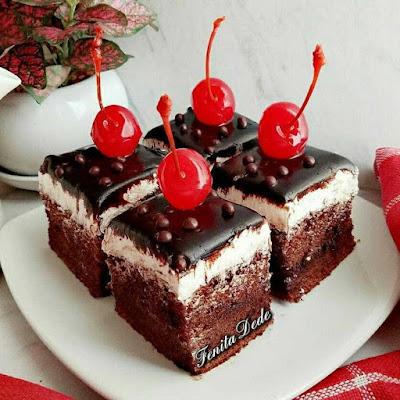 Resep Masakan Membuat Sponge Cake Coklat