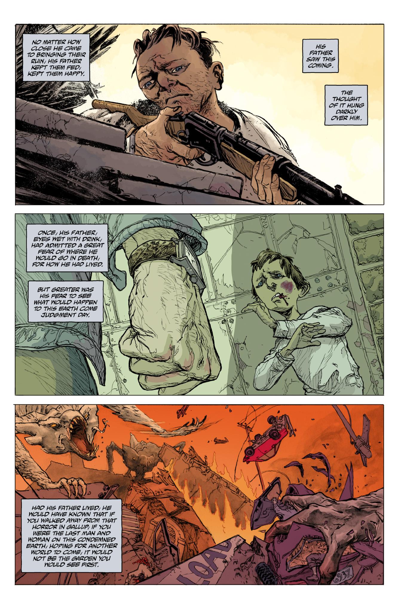 Read online Abe Sapien comic -  Issue #12 - 10