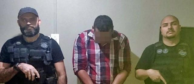 Polícia Civil prende principal suspeito de assassinato em Iretama