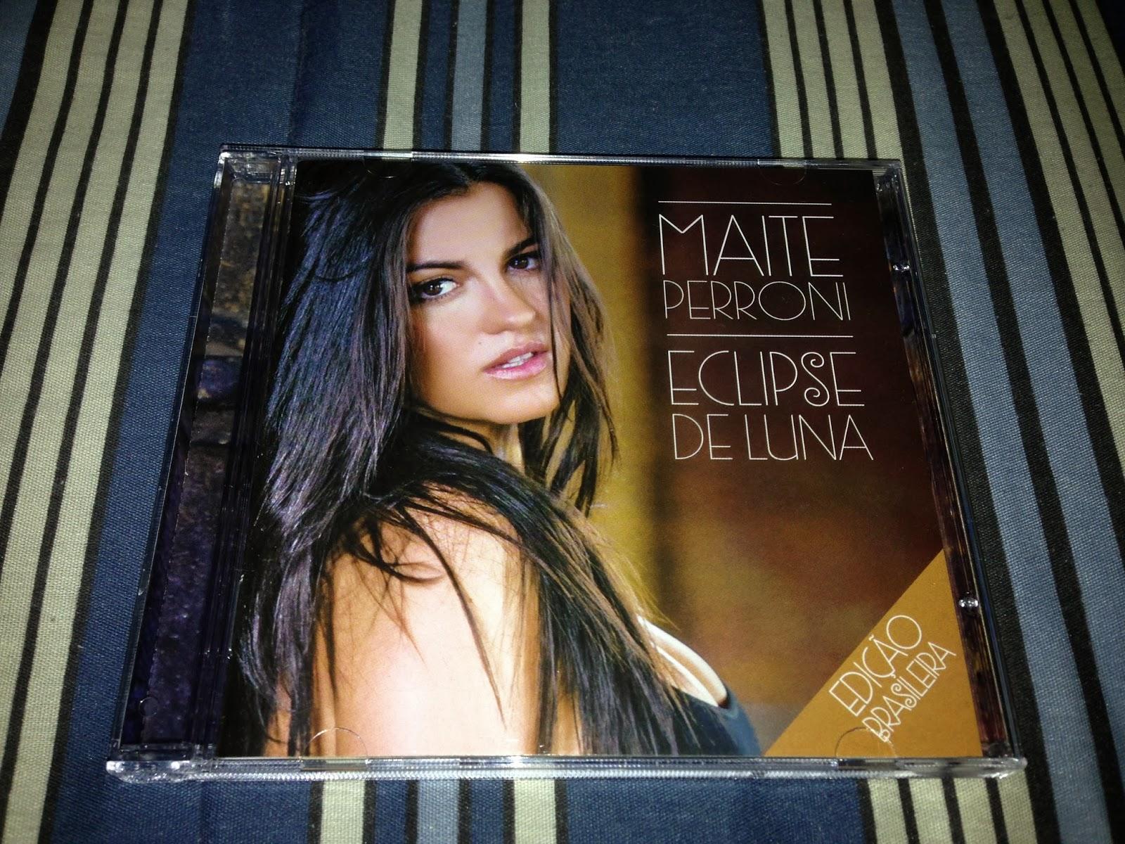 o cd de maite perroni eclipse de luna