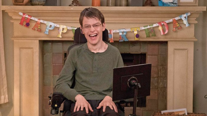 In the show Speechless,  Micah Fowler is not acting. He really does have cerebral palsy!
