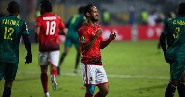 تعرف علي مدة غياب وليد سليمان لاعب النادي الإهلي بعد تعرضة للإصابة في دوري أبطال إفريقيا 2019