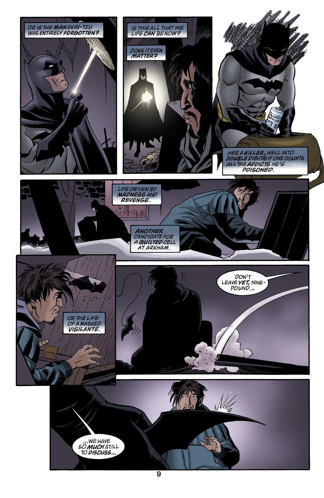Detective Comics (1937) 770 Page 9