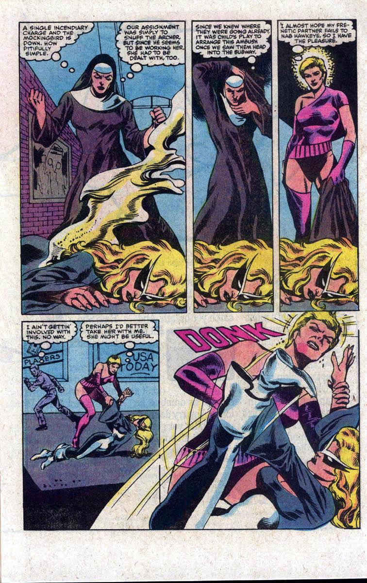 Hawkeye (1983) Issue #3 #3 - English 14