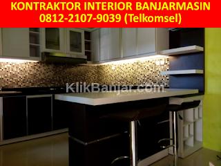 kontraktor interior di banjarmasin dan jasa desain interior cafe