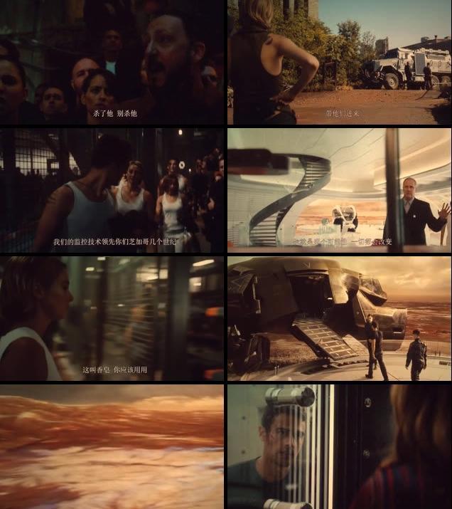 The Divergent Series Allegiant 2016 English TCRip