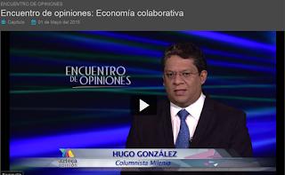 Mira los rollos de Hugo en Azteca Opinión