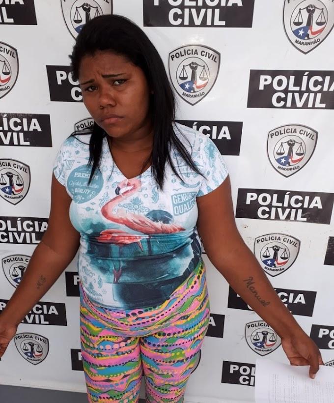Mulher é presa em Coroatá ao tentar entrar no presídio com drogas nas partes intimas
