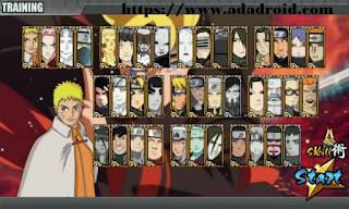 Naruto Senki Shinobi Revolution Apk