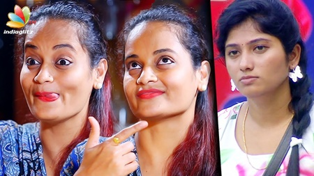 Julie is a ' Chameleon ' : Suja Varunee Interview after Bigg Boss Tamil Finale