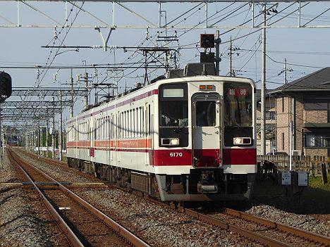 東武伊勢崎線・日光線 臨時 東武日光行き2 6050系(2017.GW運行)