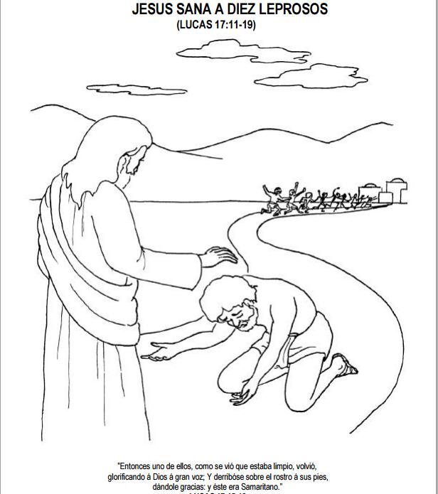 Mi Vida Sin Cristo No Tiene Sentido Jesús Sana A Diez