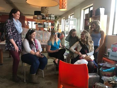 Kitchen Tea celebrations at Urban Angel Café