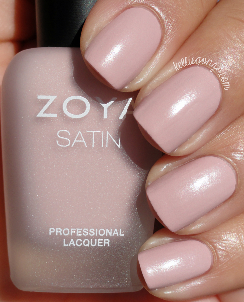 Zoya Brittany Naturel Satins