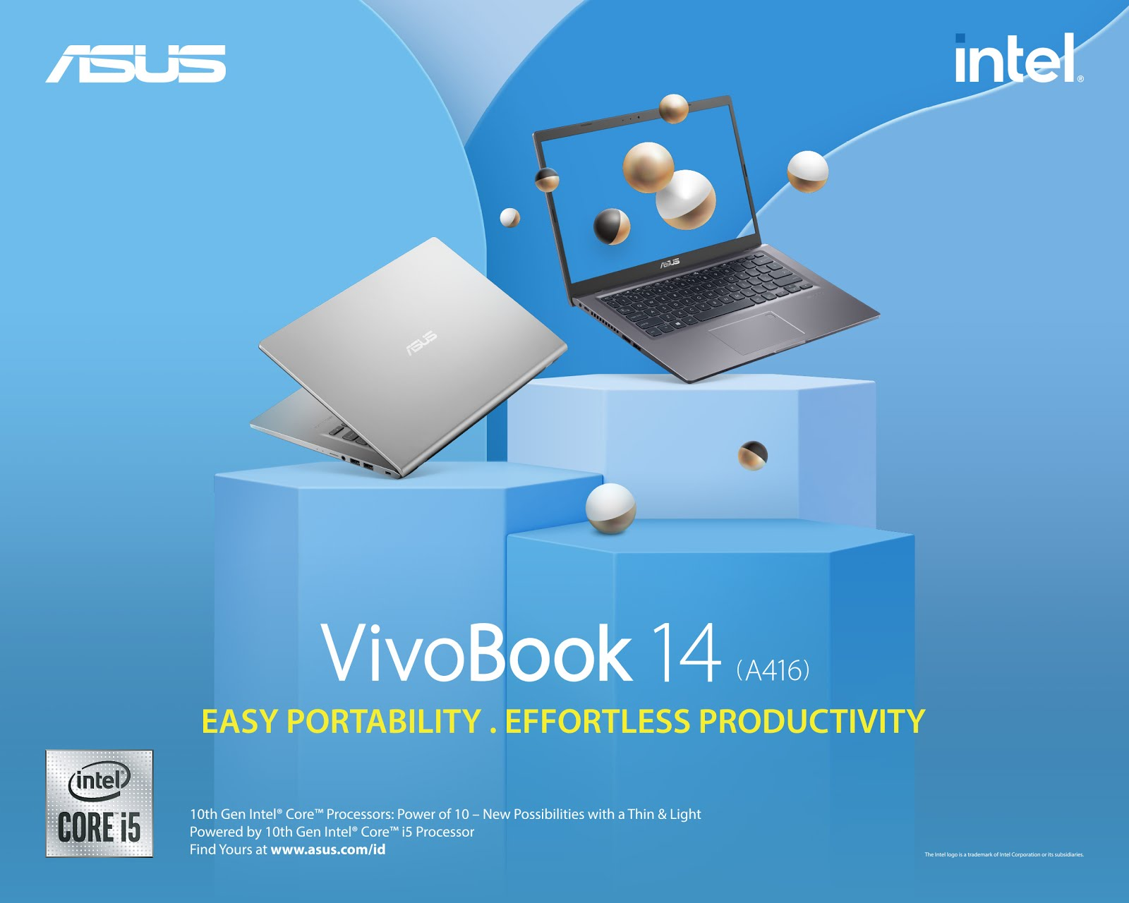 ASUS VivoBook 14 (A416) Blog Competition