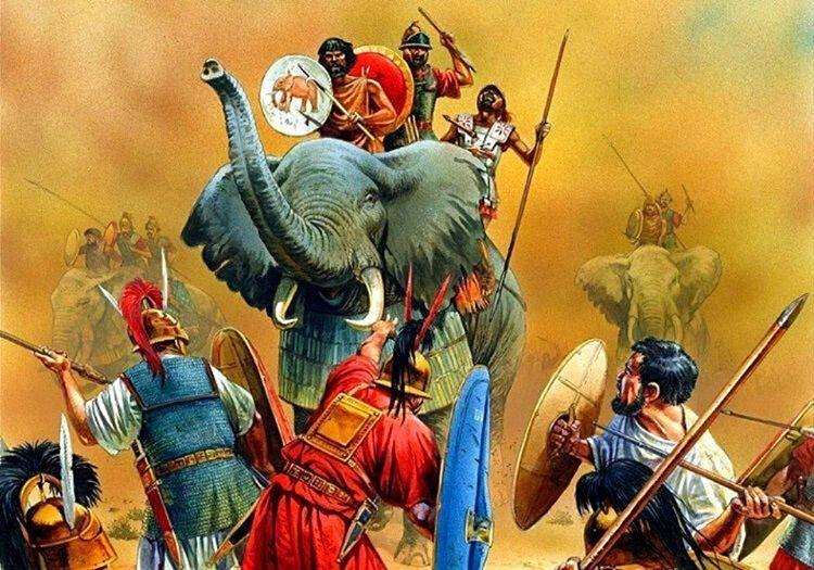 I. Pön Savaşı hem Kartaca hem de Roma için oldukça kötü sonuçlanmıştı.