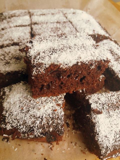 Szwedzki murzynek / Swedish Chocolate Cake