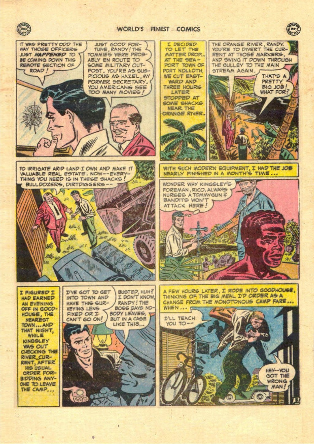 Read online World's Finest Comics comic -  Issue #52 - 29