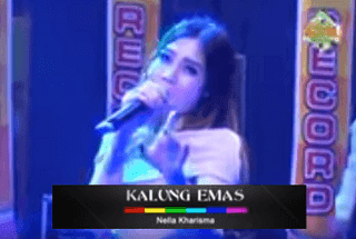Lirik Lagu Kalung Emas - Nella Kharisma
