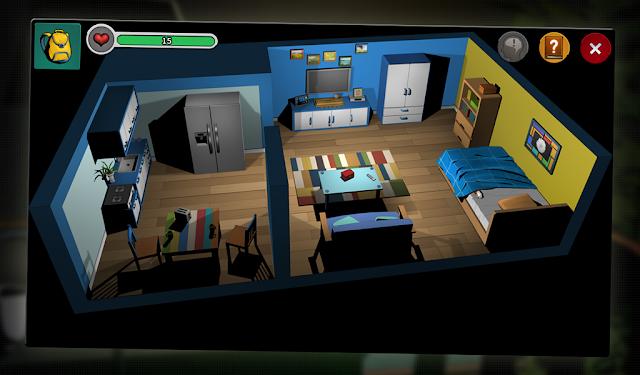 لعبة Doors&Rooms للألغاز وتنمية التركيز الذكاء للاندرويد