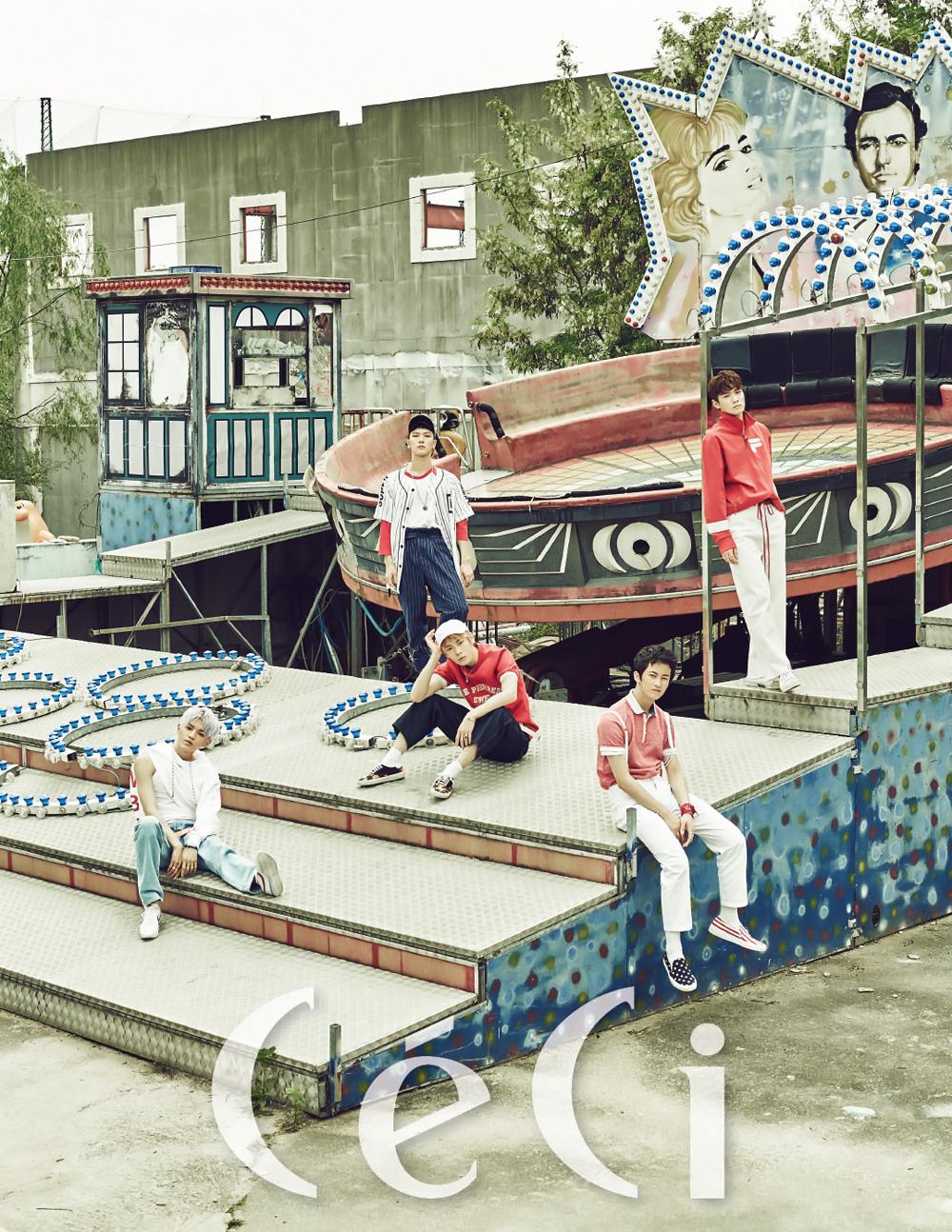 NCT Korean Boy Group