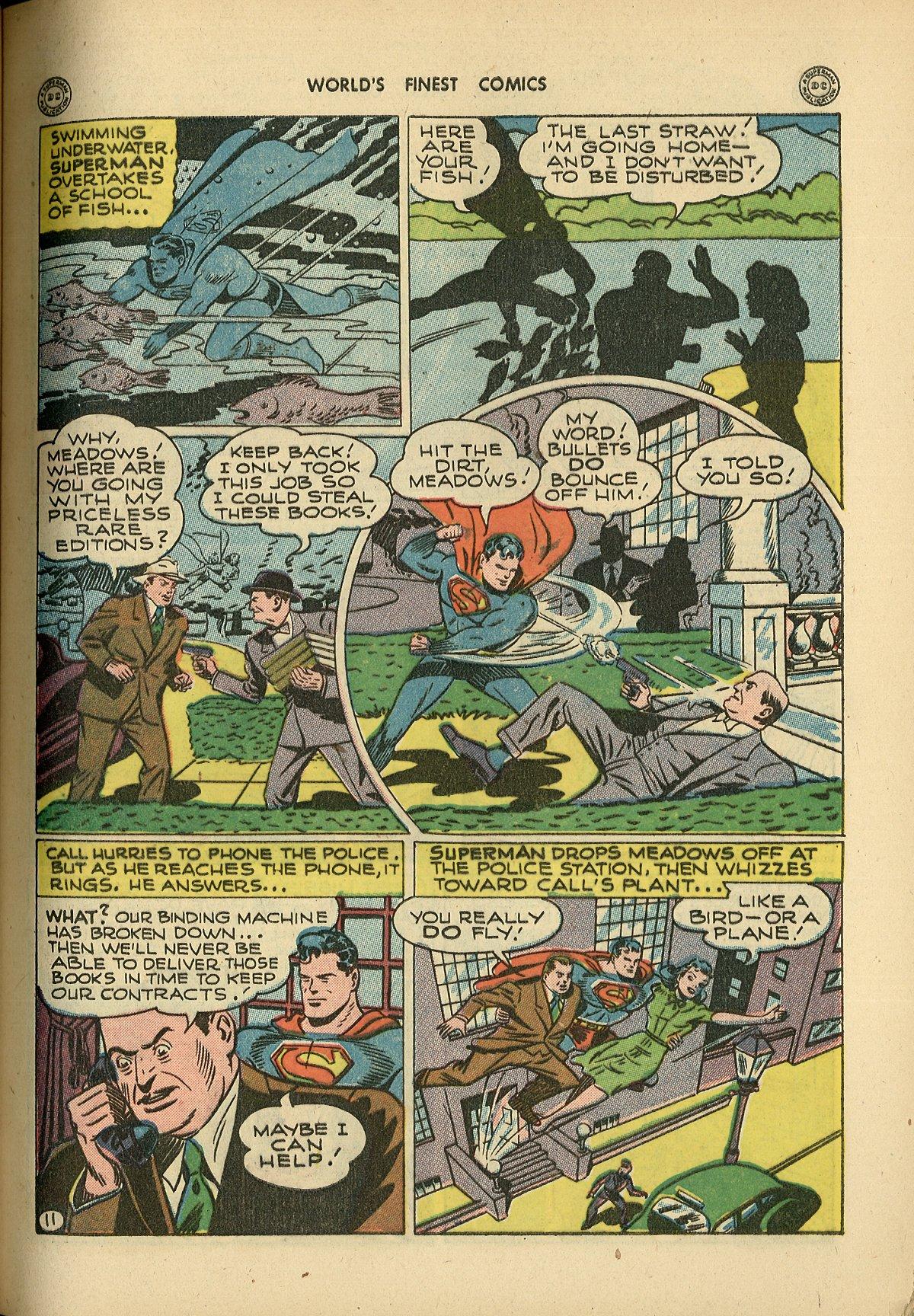 Read online World's Finest Comics comic -  Issue #26 - 13