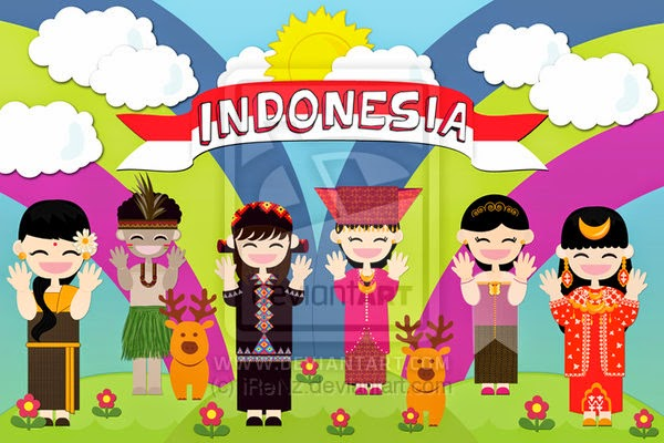 Keindahan Indonesia  Paper 8   Yuly Agustin