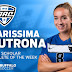 UB soccer's Carissima Cutrona named MAC Scholar Athlete of the Week