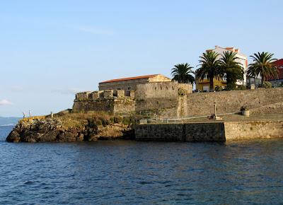Castillo de S. Carlos en Finisterre