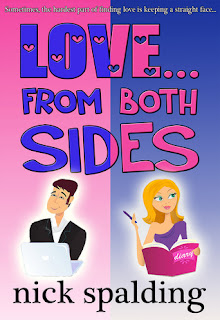 Books For Men Book Review! Love... From Both Sides by Nick Spalding